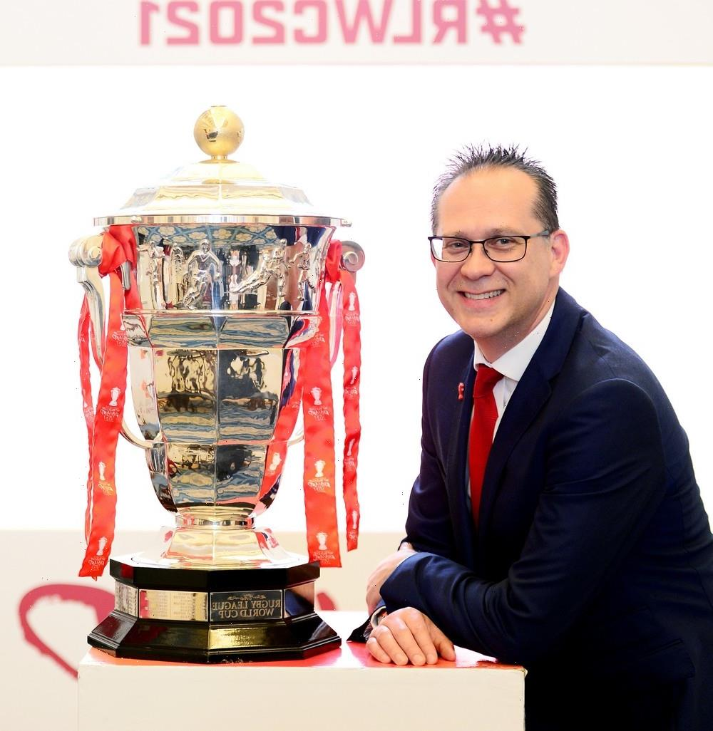 Rugby League World Cup may face venue chaos if it is postponed til 2022