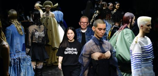 Sacai's Chitose Abe Ushers In Jean Paul Gaultier's New Couture Era