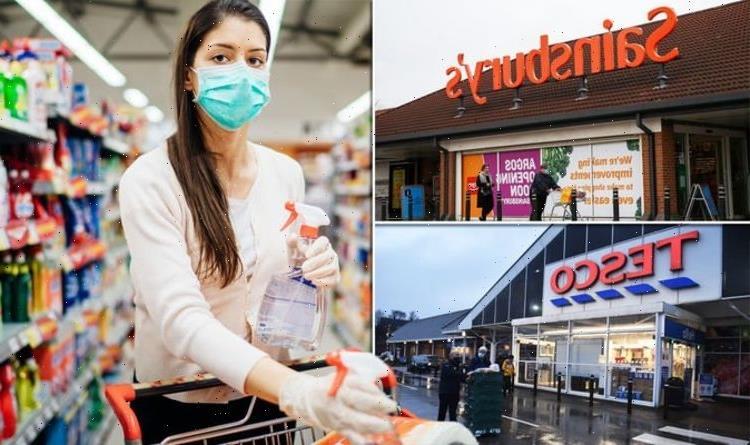 Sainsbury's won't enforce masks: Supermarket face mask rule changes ahead of July 16