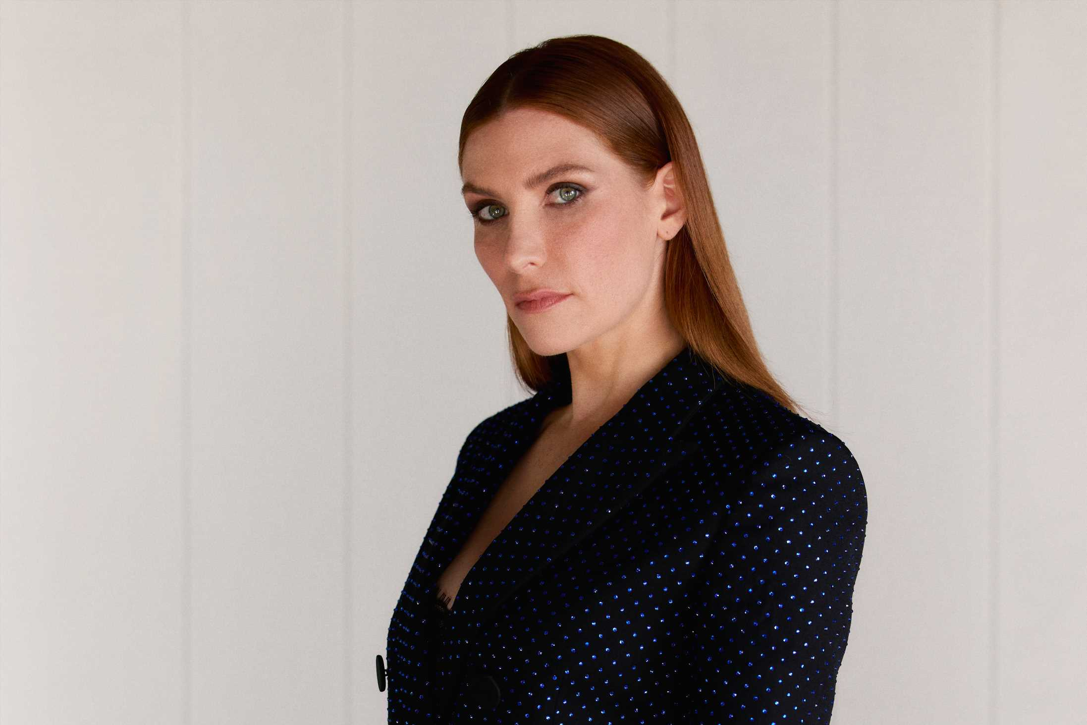 Sarah Levy Leaves Behind 'Schitt's Creek' for Sci-fi