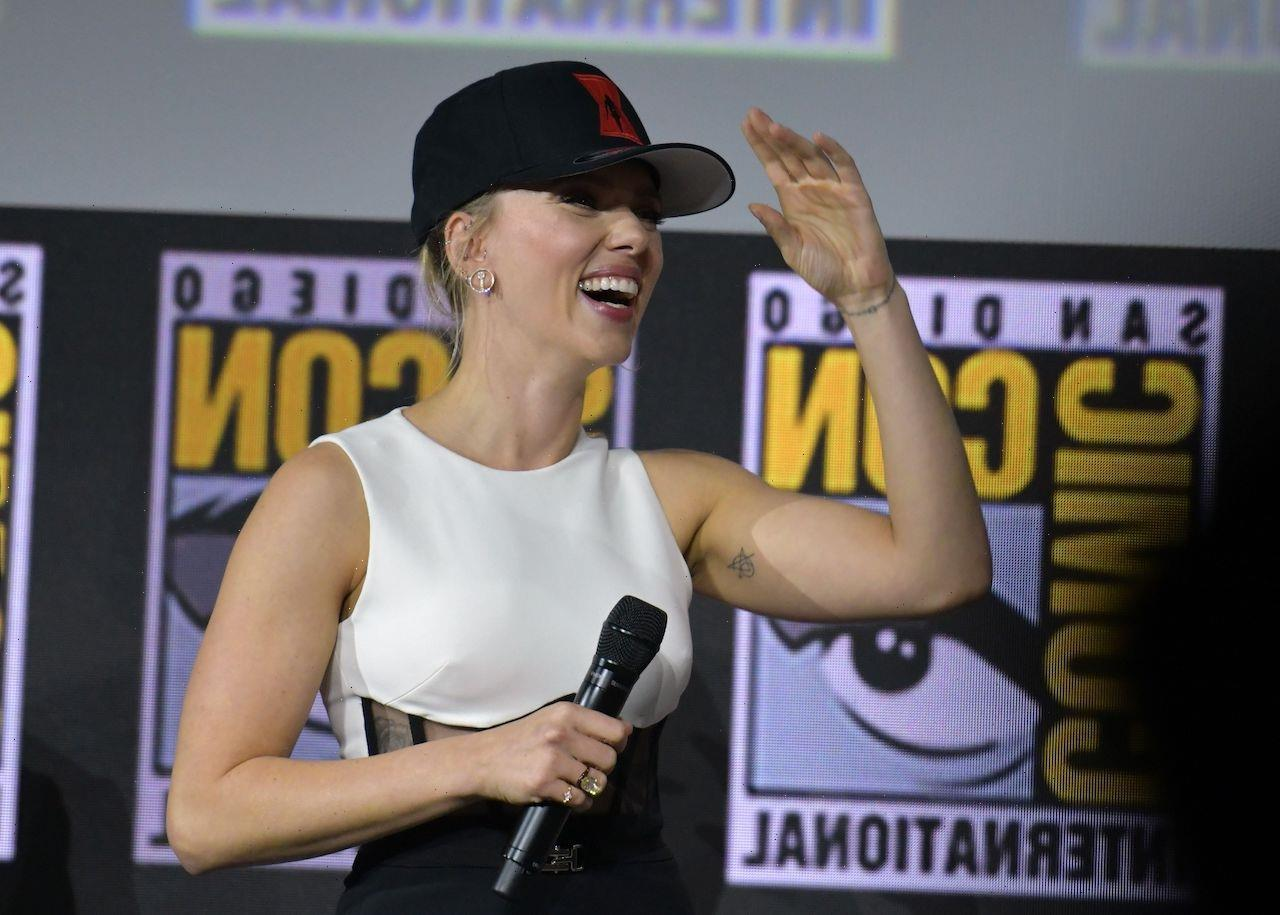 Scarlett Johansson Says Marvel's 'Male Writers' Created a Strange Black Widow Outfit That Got 'Quickly Killed'