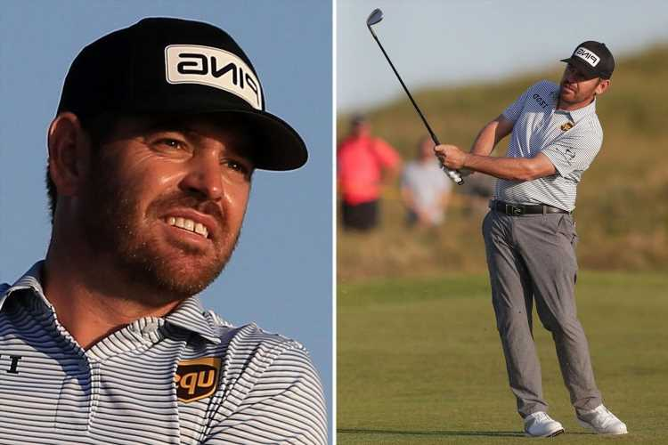 'Shrek' Louis Oosthuizen eyes fairytale Open win with one-shot lead going into final round after SIX 2nd place finishes