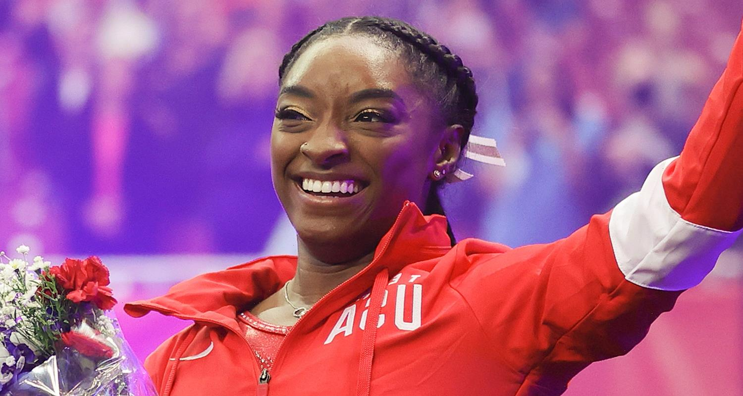 Simone Biles On Doing Gymnastics Now: 'I Don't Have To Prove Anything'