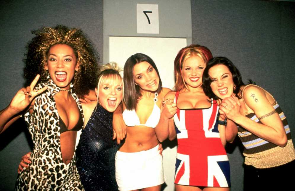Spice Girls 'new' song Feel Your Love was slammed as 'too rude' to be released 25 years ago because of sexy lyrics