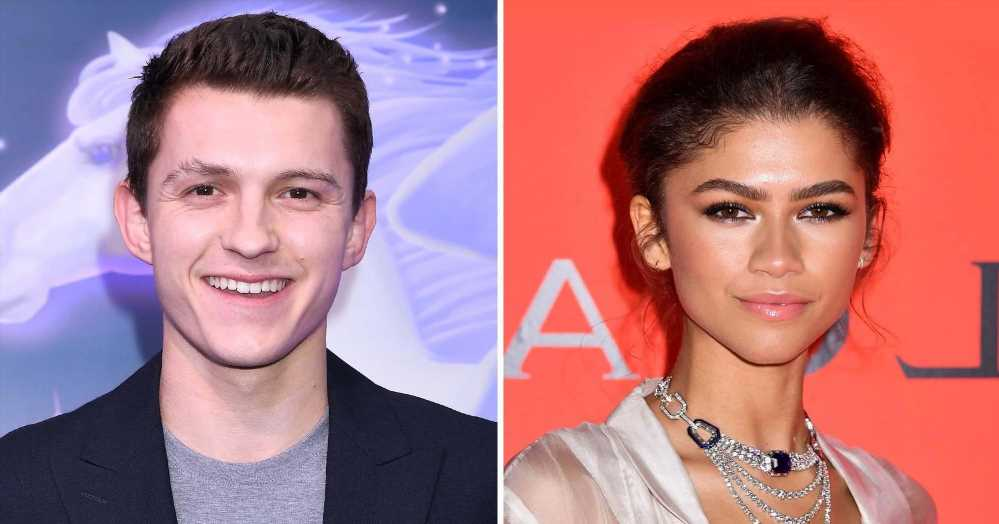 Steamy Spidey! Zendaya and Tom Holland Spotted Making Out in a Car