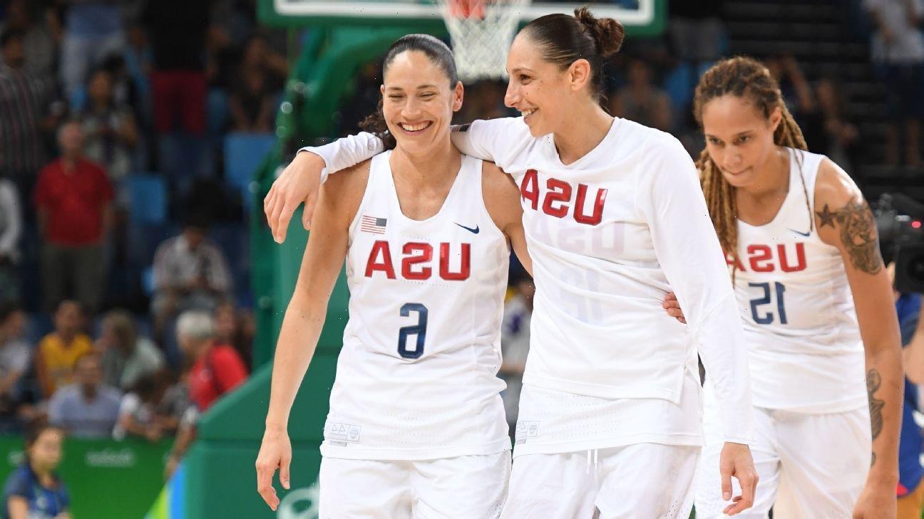 Sue Bird, Diana Taurasi and USA Basketball seek seventh consecutive gold medal