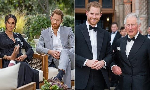 TALK OF THE TOWN: Charles 'planned one-on-one dinner with Harry'