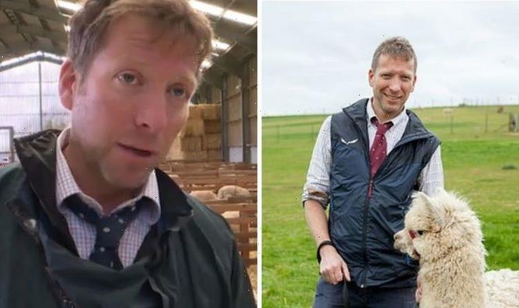 The Yorkshire Vet's Julian Norton shares colleagues concern for series 'Not keen'