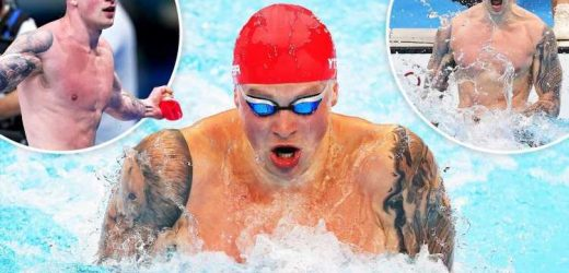 Tokyo 2020: Adam Peaty wins Team GB's first gold medal of the Olympics with stunning 100m breaststroke performance