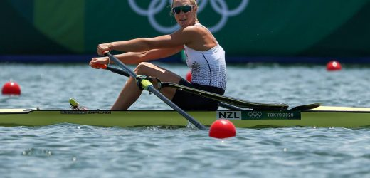 Tokyo Olympics 2020: Emma Twigg powers into single sculls semifinals to underline medal credentials