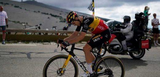 Tour de France 2021: Wout van Aert wins Stage 11 on Mont Ventoux but Tadej Pogacar stays in yellow
