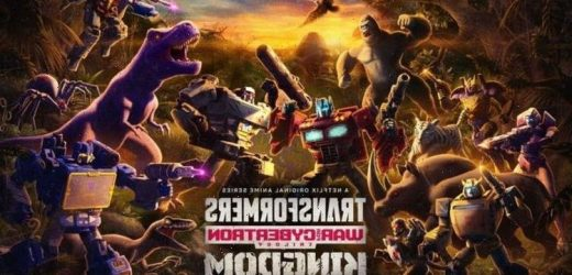 Transformers War for Cybertron Kingdom release date: When is the series out?
