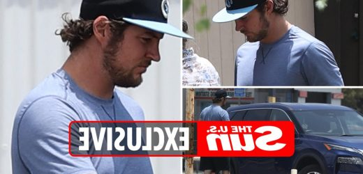 Trevor Bauer seen for first time since being accused of raping & beating woman as Dodgers 'don't want to see him again'