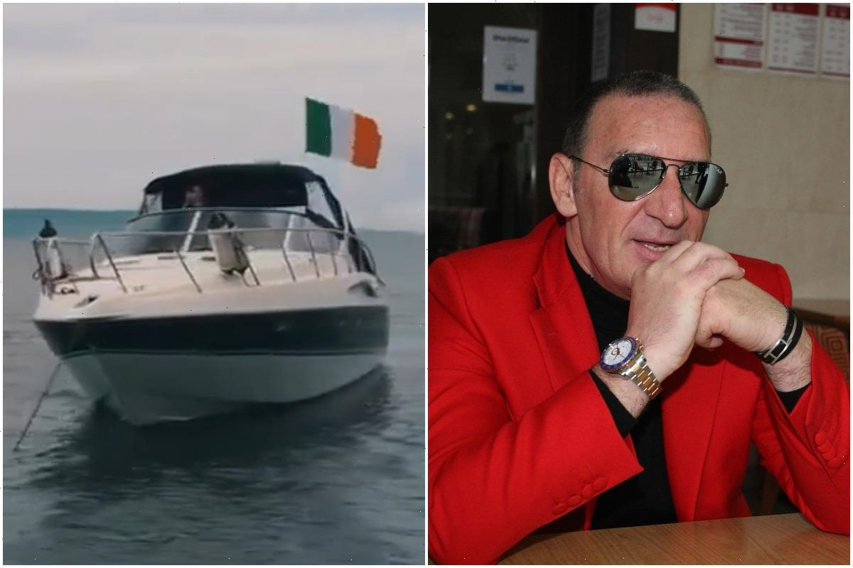 UFC star Conor McGregor's dad Tony needs rescuing after becoming stranded at sea when luxury yacht's battery died