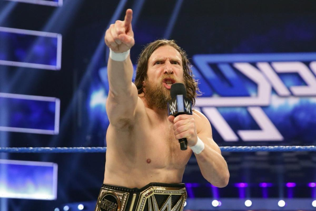WWE legend Daniel Bryan 'has signed a contract' with rival company AEW and is 'locked in' to joining Tony Khan's company