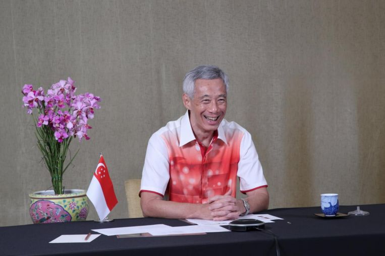 'We are all with you,' PM Lee tells S'pore's athletes for Olympics, Paralympics