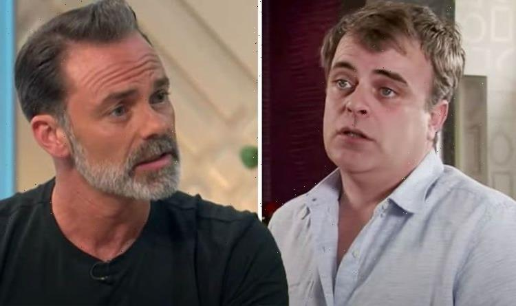 'We couldn't do it!' Daniel Brocklebank addresses tricky Corrie scene with Simon Gregson