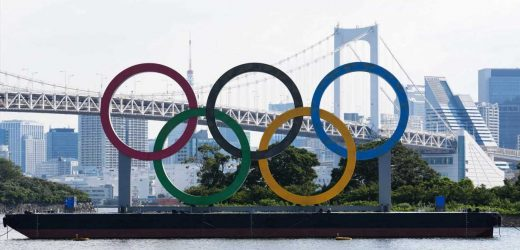 What do the Olympic Games rings symbolise?