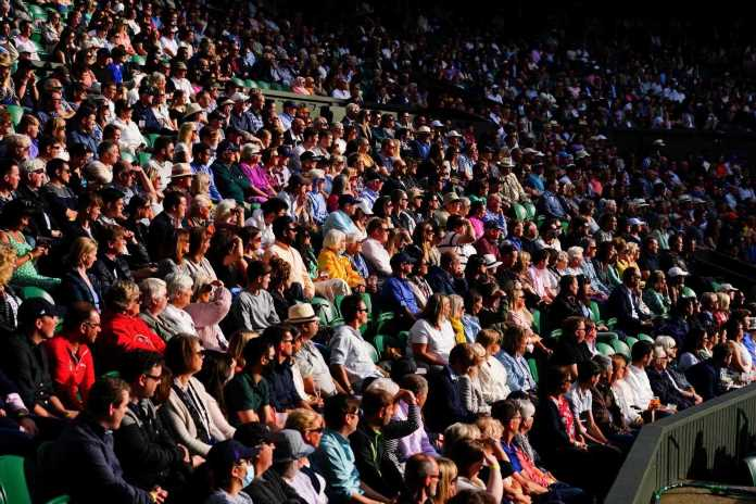Wimbledon confirms full capacity on Centre and No1 Court & will be first full UK outdoor sporting event since Covid-19