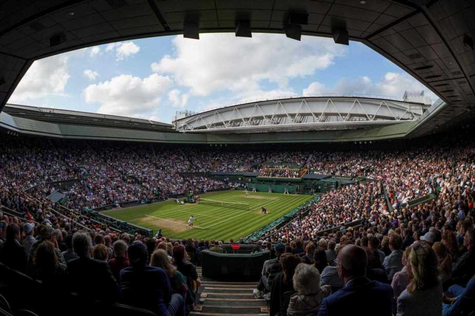 Wimbledon in fix storm as two matches are investigated over 'possible irregular betting patterns'