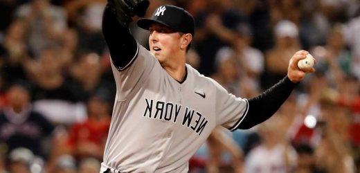 Yankees demote Brooks Kriske after epic meltdown