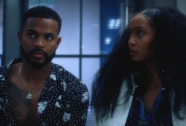 grown-ish Recap: A Five-Finger Discount Causes Trouble in Paradise