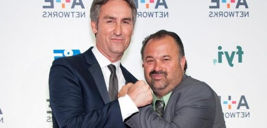 'American Pickers' star Mike Wolfe says he wants Frank Fritz back but former co-host 'just can't get it right'