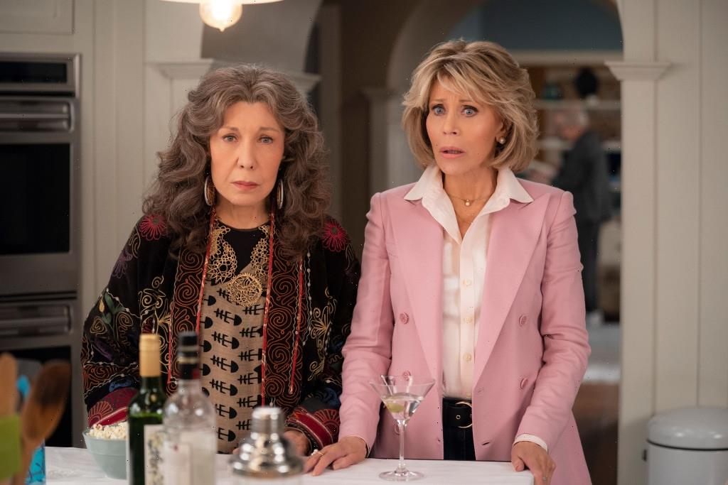 'Grace And Frankie' Surprise: First Four Episodes Of Final Season Hit Netflix Today