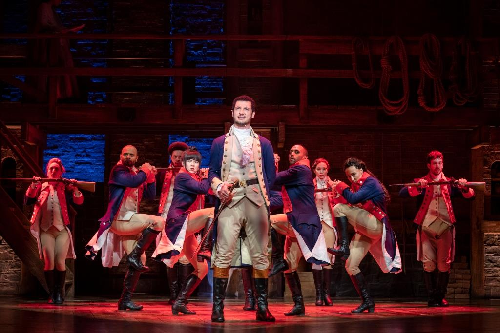 'Hamilton' Marks Live Theater's Emotional Return to Los Angeles