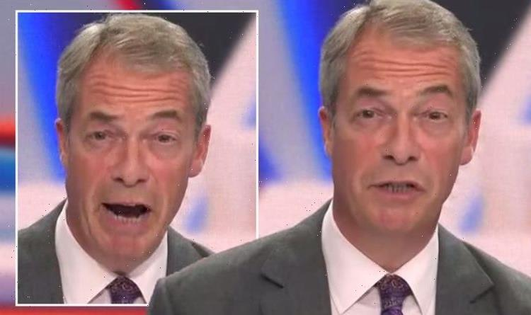 'Woke and out of touch' Farage delivers another scathing RNLI rant over migrant crossings
