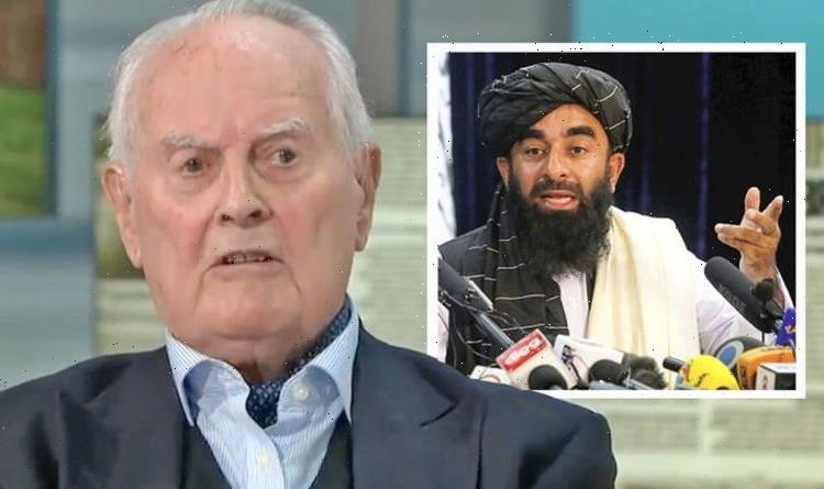 100 year old WW2 pilot says UK and US should 'crush Taliban enemy' or not 'get involved'
