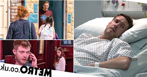 25 new Corrie images reveals Todd left to die, Hope horror exposed and sex shock