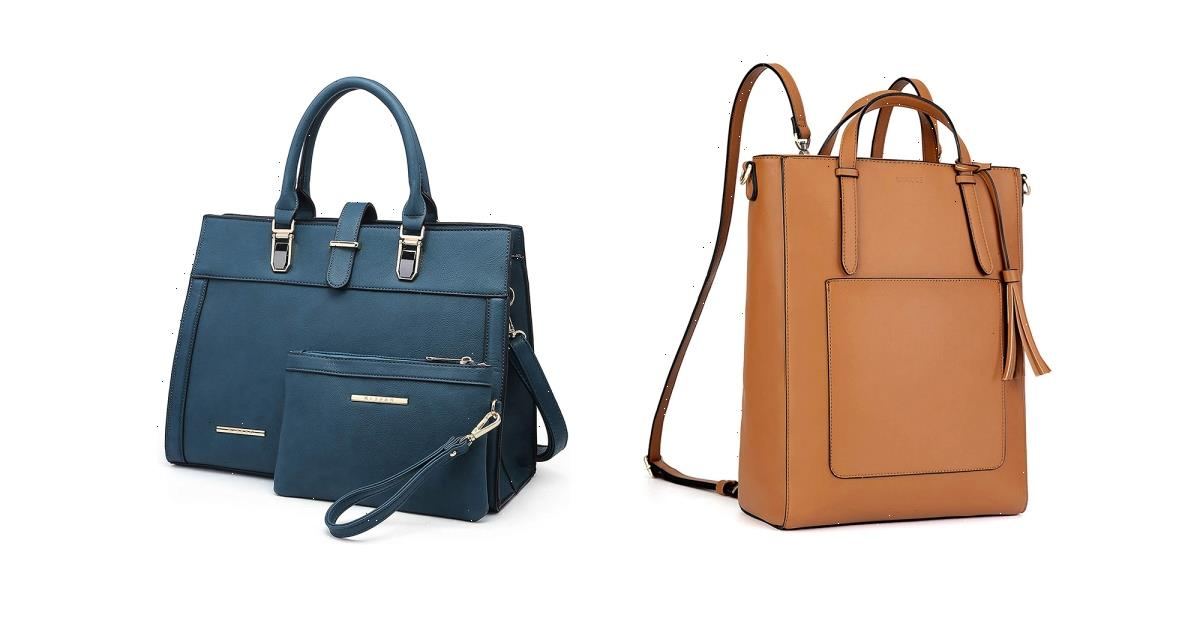 5 Trendy Work Bags and Backpacks That Will Wow on Your Commute — Under $50!