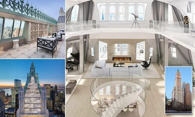 $79million apartment in the Woolworth Building hits the market