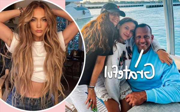 Alex Rodriguez Calls Jennifer Lopez Relationship 'Incredible' – After She Erased Him From Her Instagram! OUCH!