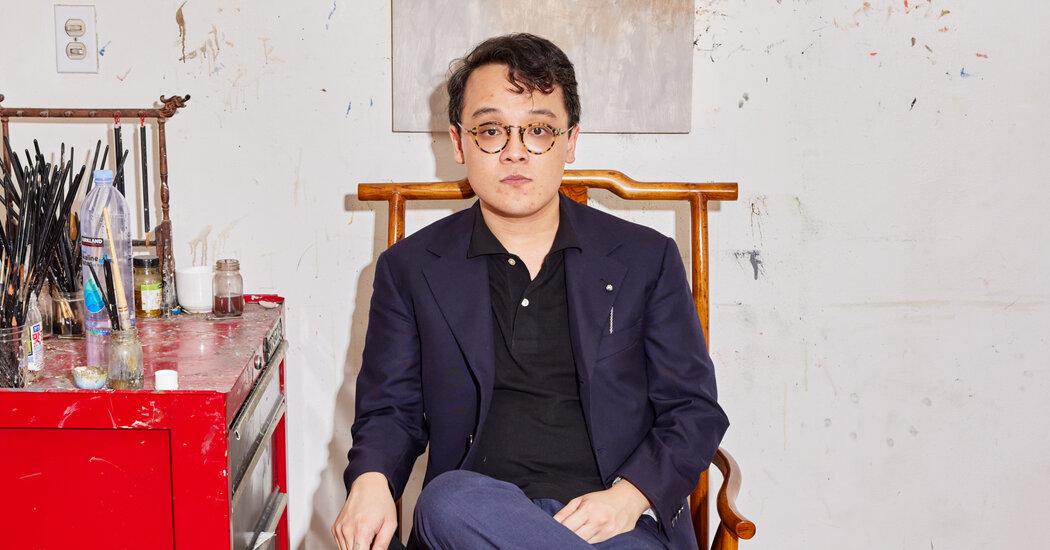 An Artist Who Blurs Video Games and Italian Renaissance