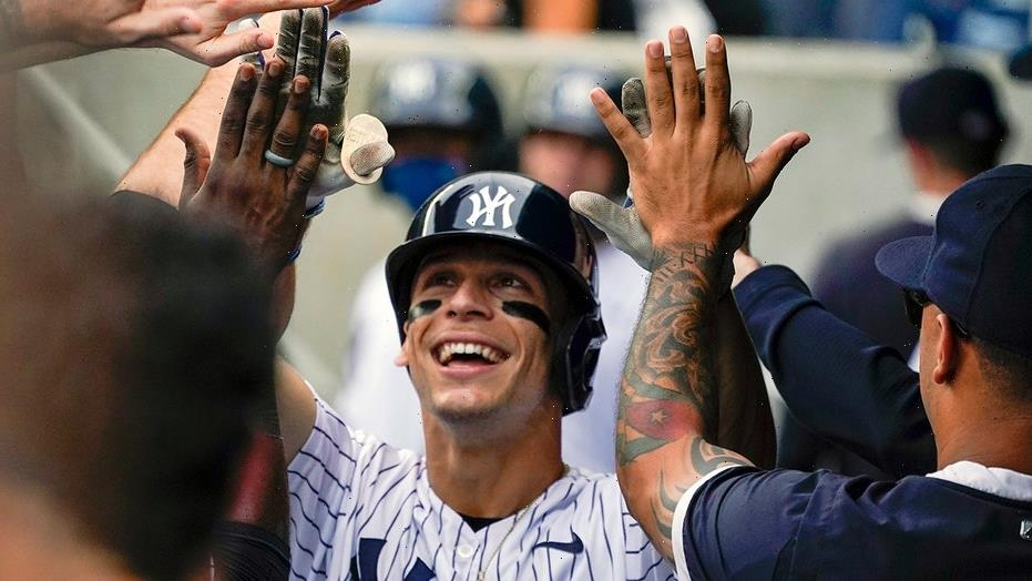 Andrew Velazquez's first home run adds to 'surreal' Yankees story