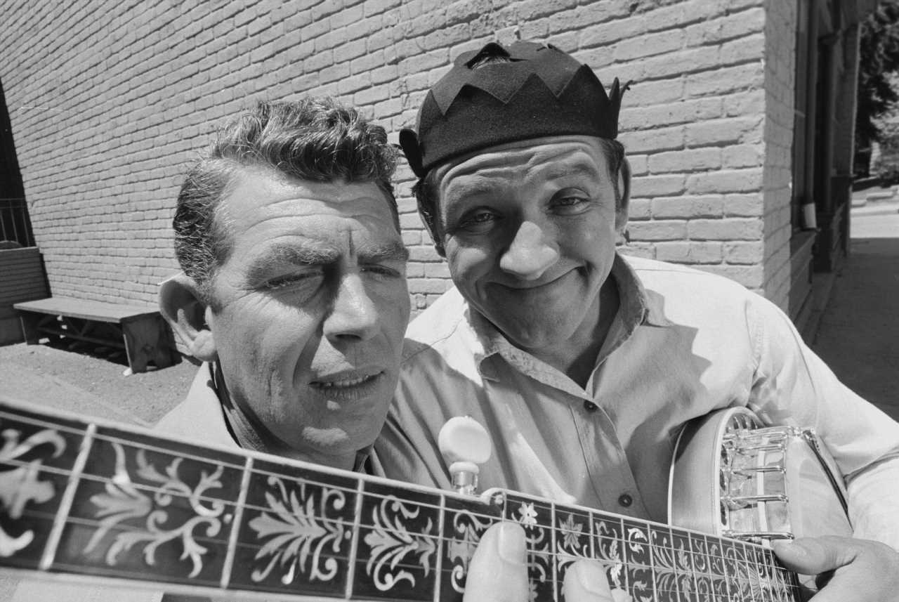 Andy Griffith Said 'Music Was Always Important' to the 'Griffith Show'