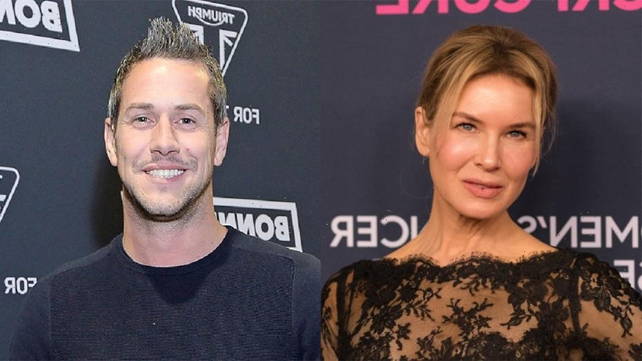 Ant Anstead and Renee Zellweger make first public appearance as a couple