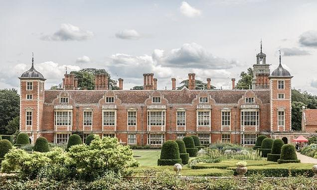 Army of moths INVADE National Trust's stately homes, audit reveals