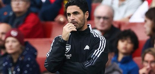 Arsenal make worst start in their 118 year HISTORY with two defeats and no goals in opening two matches