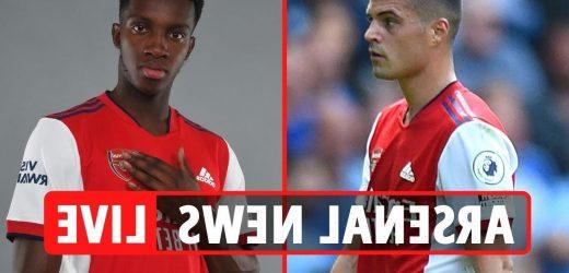 Arsenal transfer news LIVE: Flops hold crisis talks after Man City thumping, Ozil trolls ex-club, Nketiah EXCLUSIVE