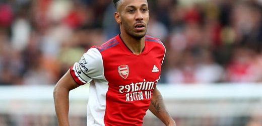 Arsenal 'will listen to transfer offers for TEN players including captain Aubameyang' as they look to recoup funds