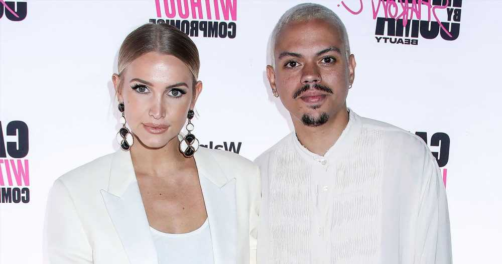 Ashlee Simpson Turns Heads With Naked Photo of Birthday Boy Evan Ross
