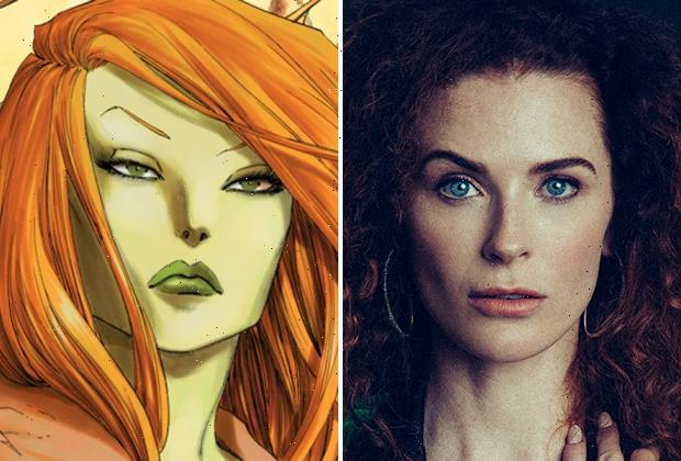 Batwoman Casts Bridget Regan to Play Villain Poison Ivy in Season 3