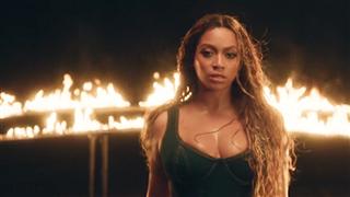Beyoncé Announces Upcoming Ivy Park Rodeo Drop in Denim Chaps