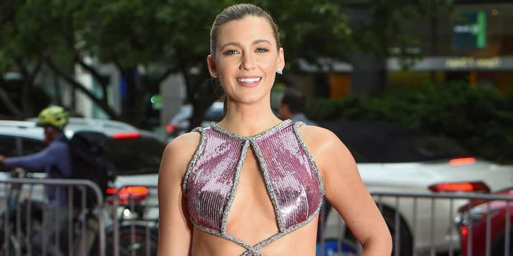 Blake Lively Wore a $5,000 Gown With $60 Sneakers on the Red Carpet