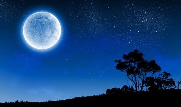 Blue Moon horoscope: How this weekend's 'betrayal' Moon will affect YOU
