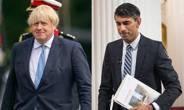Boris Johnson 'has full confidence' in Rishi Sunak amid lockdown row