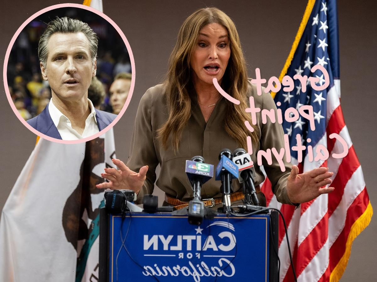 Caitlyn Jenner Forgot To Switch Twitter Accounts Before Commenting As A 'Fan' Of Her Own Tweet – OOPS!